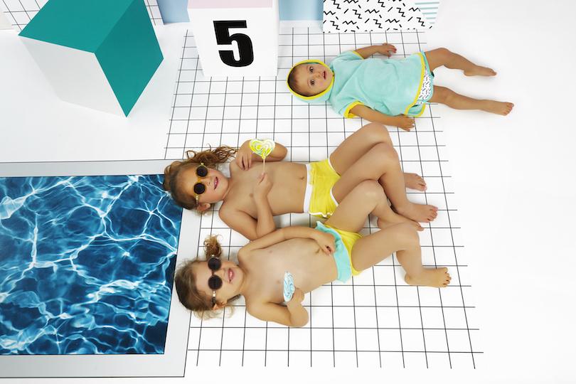 Les essentiels pour protéger son bébé du soleil