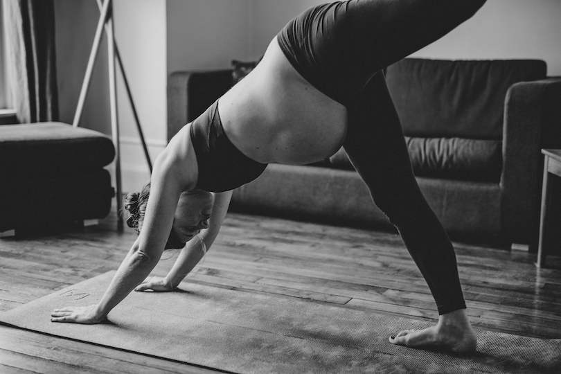 Préparation à l'accouchement: les petits miracles du yoga prénatal