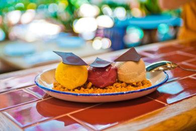 La Gare dessert