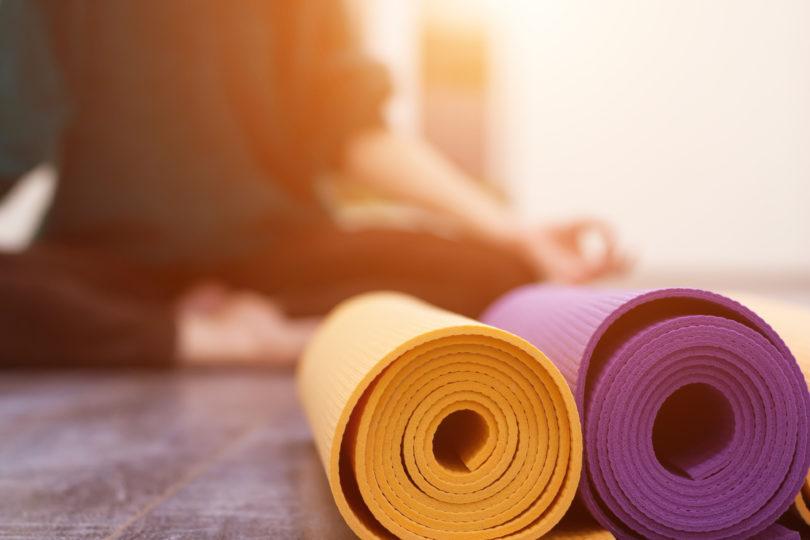 Retraite de yoga Les Louves x Montagne Alternative