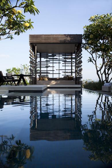 Uluwatu piscine
