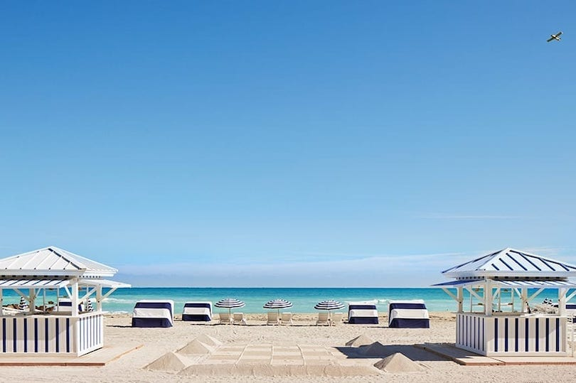 miami plage soleil