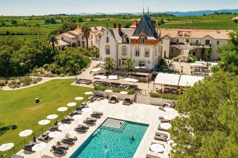 3 hôtels pour savourer la vie de château en famille