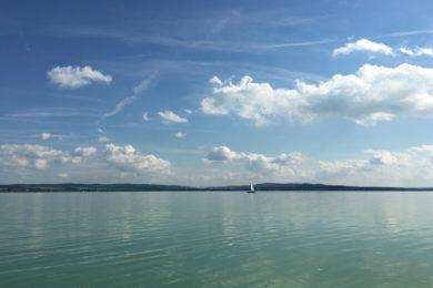 Lac Balaton 3