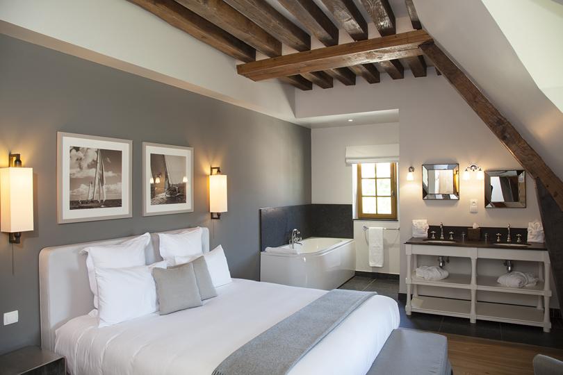 Manoir de Surville: un hôtel intimiste et cossu en Normandie