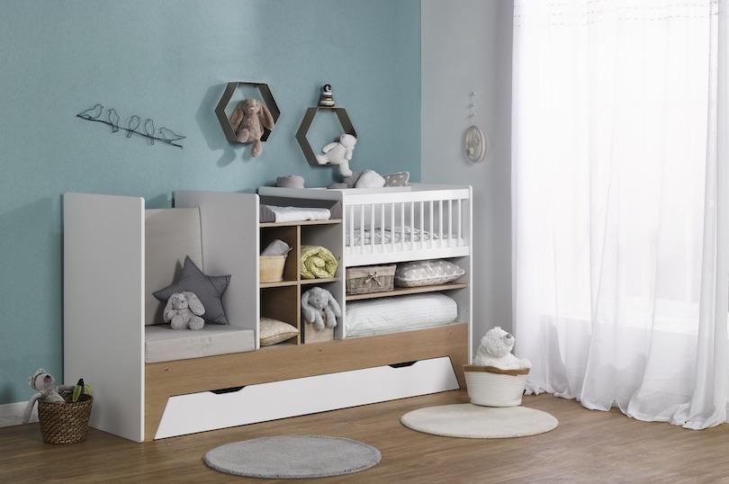 Petits espaces: comment choisir son lit bébé?