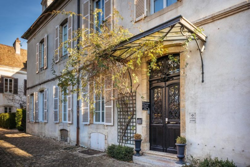 La Maison des Courtines, Beaune : les grands crus à bicyclette