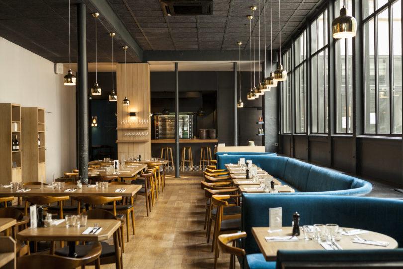 """Restaurant Beaucoup, Paris 75003. La table qu'on aime """"beaucoup"""""""