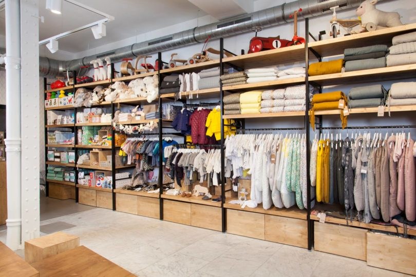 WOMB, a new trendy store for young Parisian parents