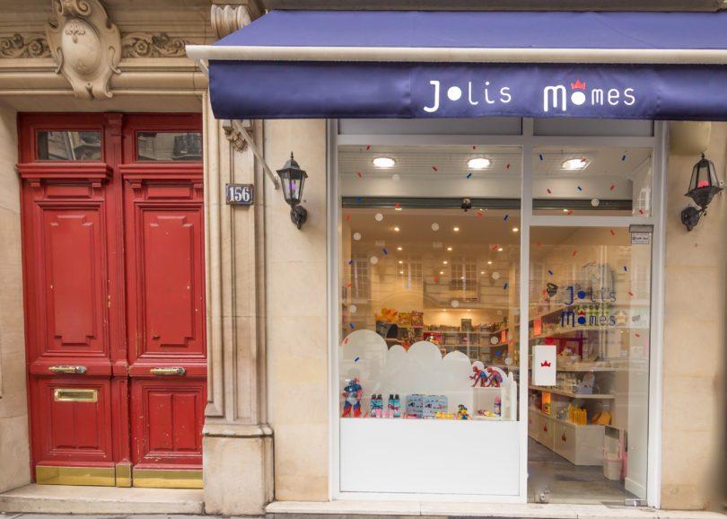Le beauty store pour les jolis mômes