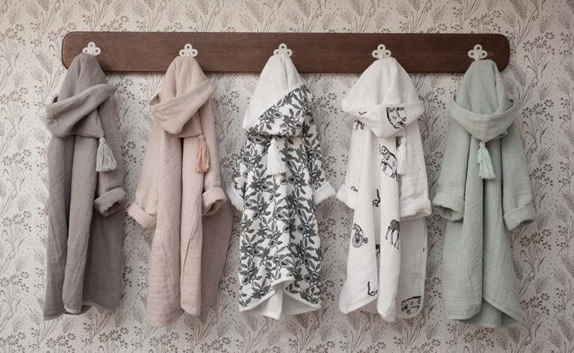 Moumout, la marque parisienne de homewear pour les petits