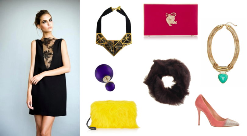 Revamp your Little Black Dress for New Years Eve