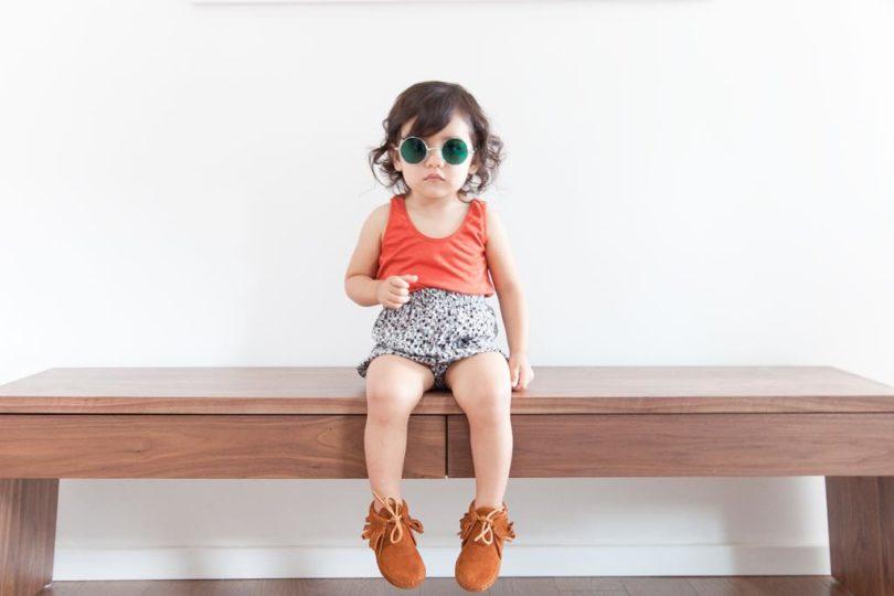 Les collections fun et sophistiquées d'Ultra Violet Kids