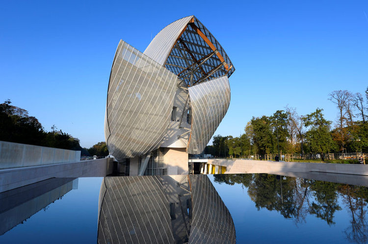 Three Great Reasons to Take the Kids to the Fondation Louis Vuitton
