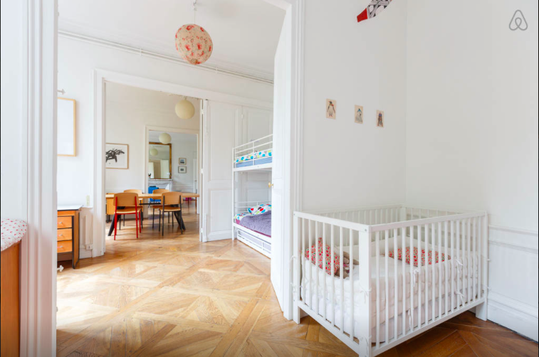 The Most Beautiful, Family Friendly Addresses in Paris on Airbnb