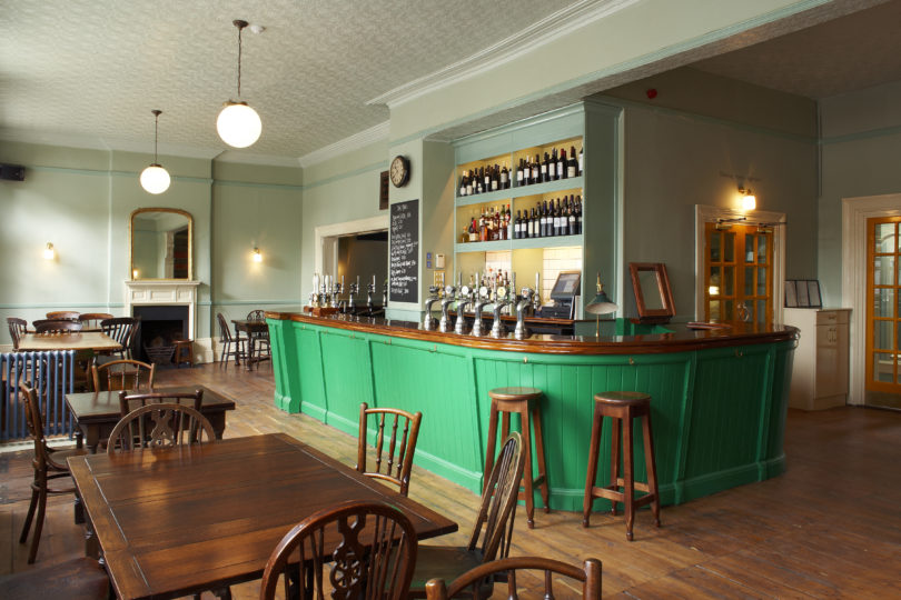 The drapers arms : pub familial à Angel, Islington