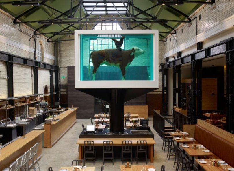 Tramshed : an artistic spot in Shoreditch