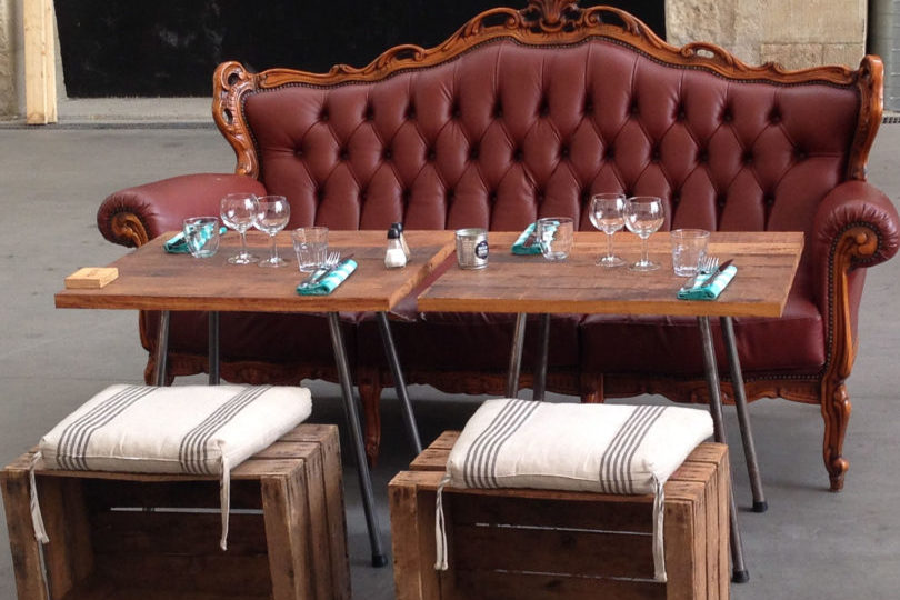 Magasin General, a trendy brunch in Bordeaux