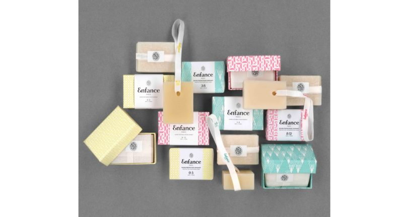 Enfance Paris: Soaps that Smell Delightfully of Childhood