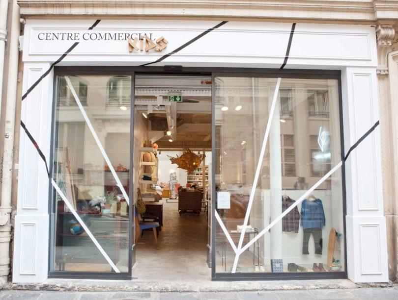 Centre Commercial Kids: le concept store éthique et branché des enfants (Paris 75010)