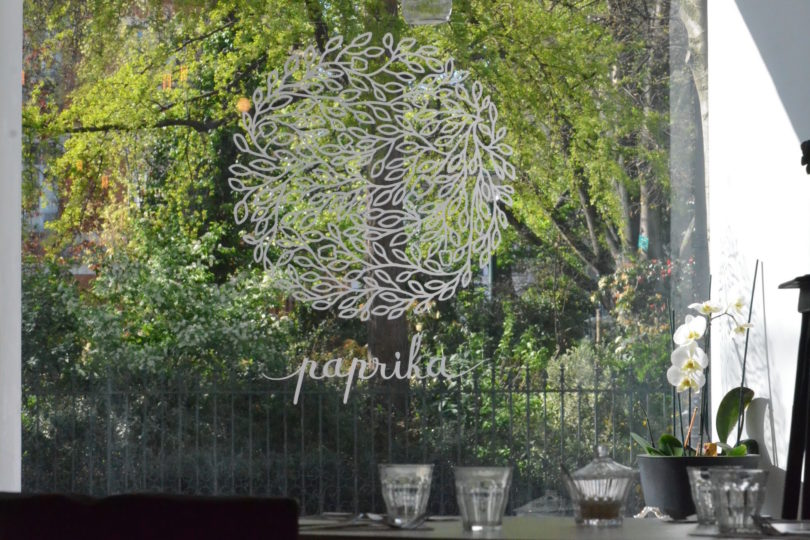 Paprika, la cantine de quartier bio kids friendly (Paris 75003)