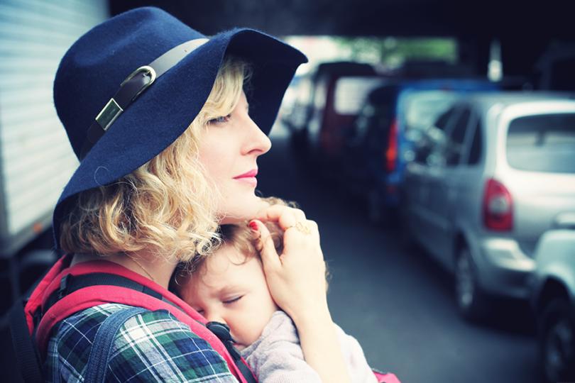 """Confidences de maman: la maternité """"animale"""" d'Elisa, du blog Et dieu créa"""