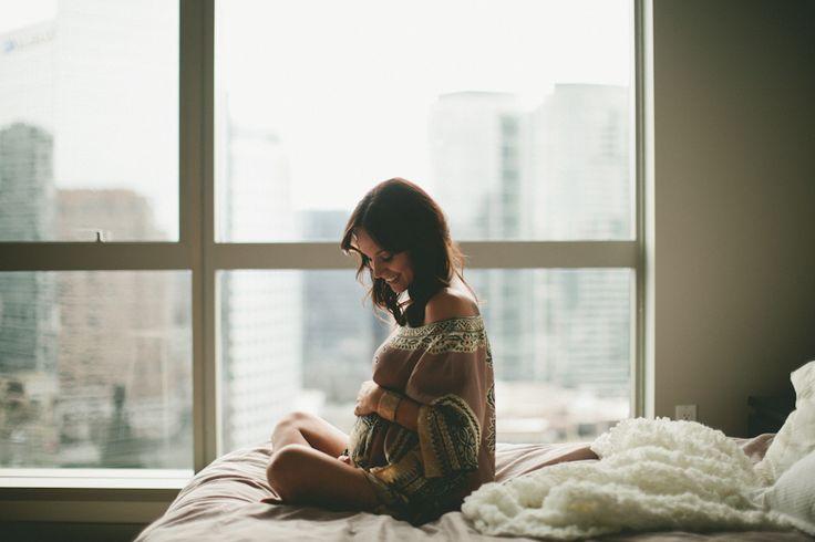 Alitée pendant la grossesse, nos idées pour hiberner sans s'ennuyer…