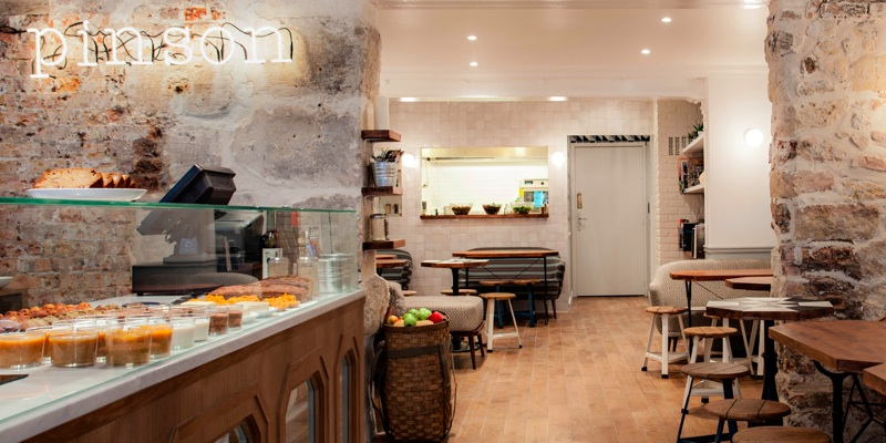 Bio, healthy, veggie et kids friendly : le brunch du Café Pinson a tout bon (Paris 75003)