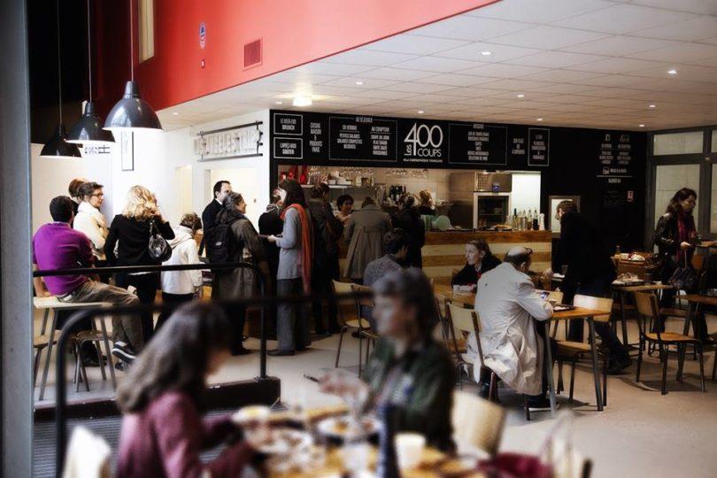 Les 400 coups : brunch en famille à la Cinémathèque de Paris (75012)
