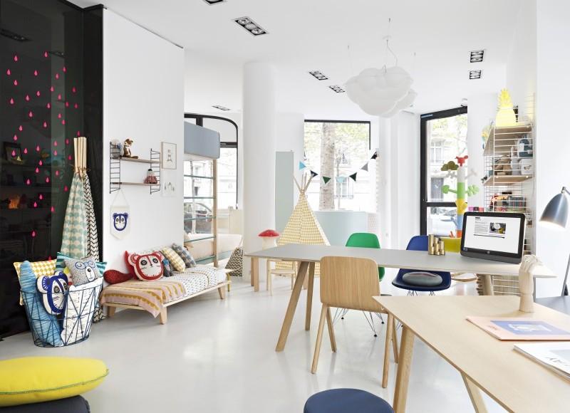 Silvera Kids, Paris: le meilleur du design pour les chambres d'enfant