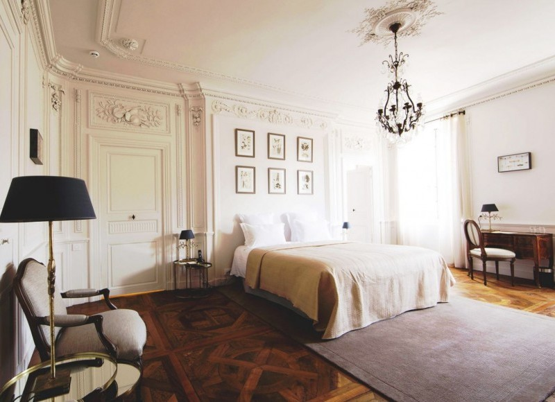 Hotel de la Villeon, Tournon: A couple's getaway in the vineyards of the Rhone Valley