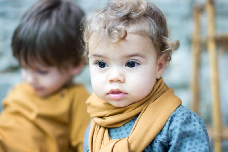 Série mode enfants : cocooner en douceur