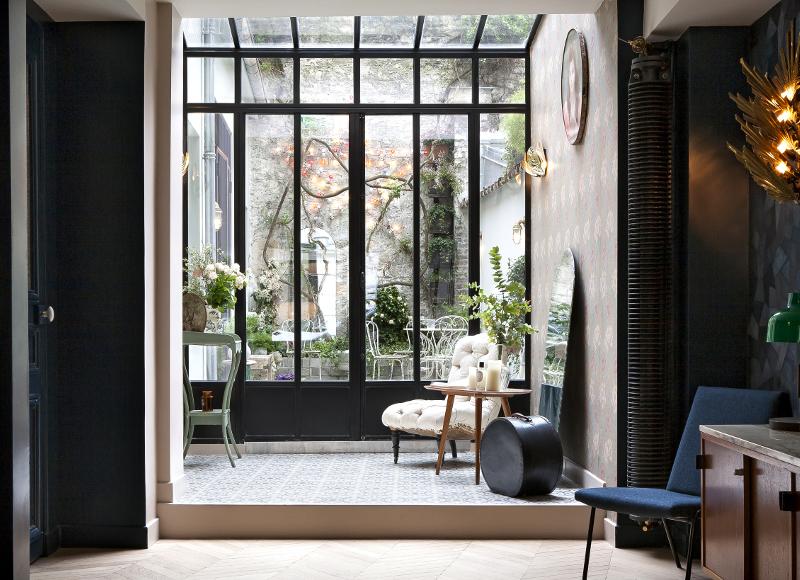 Trois hôtels de charme pour un week-end en famille à Paris