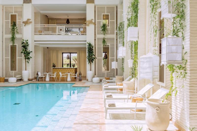 Le comble du raffinement au Spa by Clarins du Royal Palm Marrakech