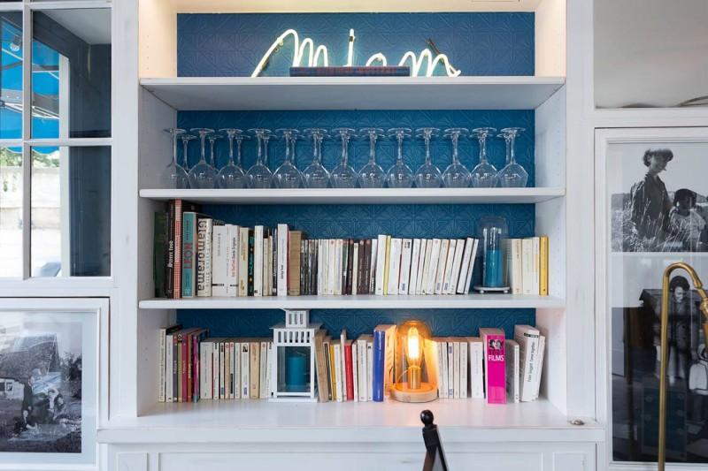 Un brunch comme en vacances à la Maison Bleue (Paris 75010)