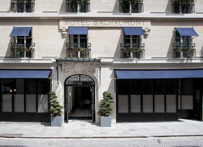 Brunch en famille et entre amis à l'Hôtel Bachaumont (Paris, 75002)