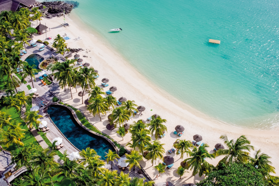 Spa Royal Palm à l'île Maurice