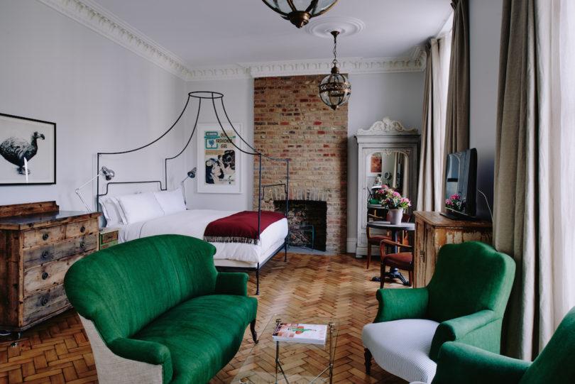 The Artist Residence, Londres: hôtel cosy et familial à Pimlico VIllage