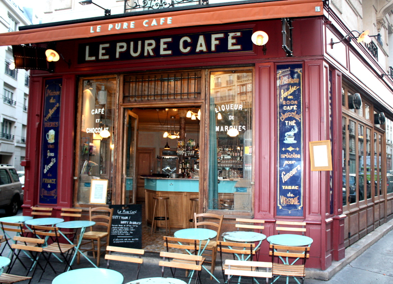 Brunch la parisienne au pure caf paris 75011 les for Cafe divan 75011