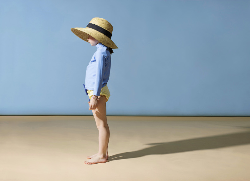 T-shirts anti-UV pour enfants: trois jolies marques pour les protéger du soleil