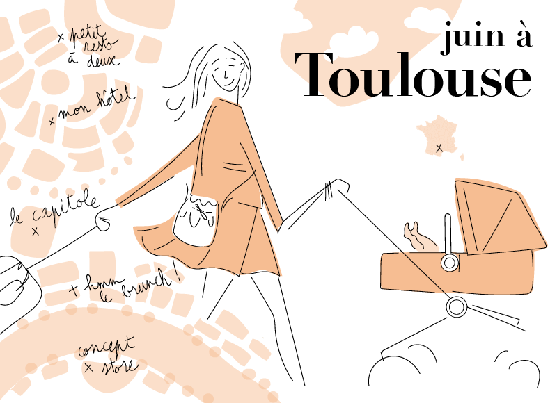 Toulouse en famille : le city guide kids friendly by Bugaboo