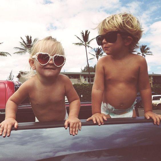 Lunettes de soleil pour enfants : nos marques préférées pour l'été