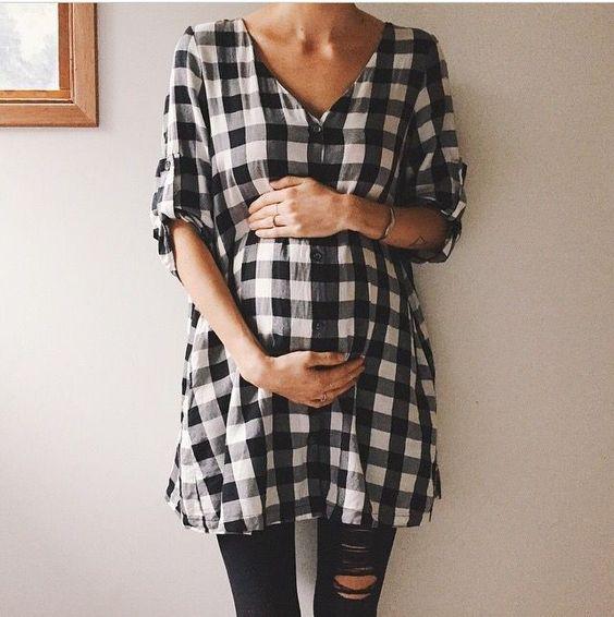 Quelques astuces pour dissimuler sa grossesse