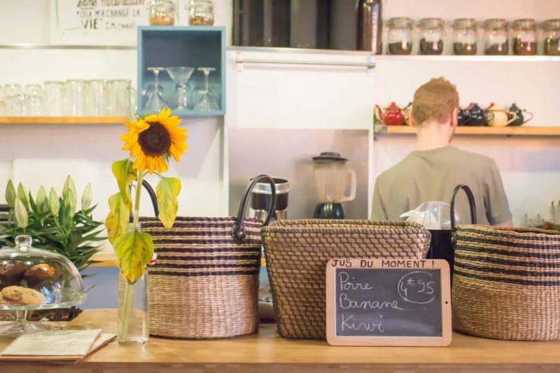 Cozette revisite le café poussette à Paris (75018)