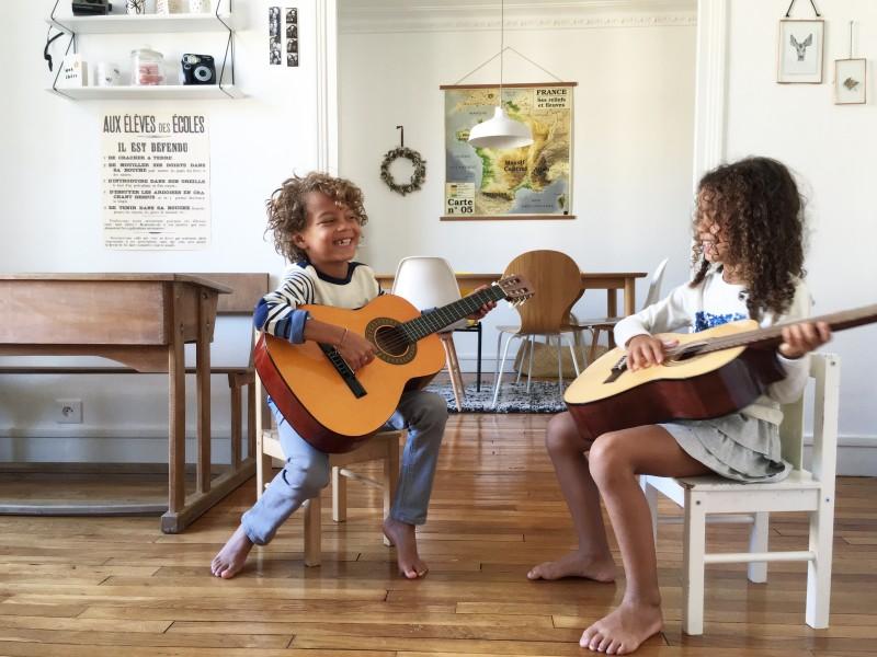 Ateliers de musique pour enfants : sortez des sentiers battus à Paris