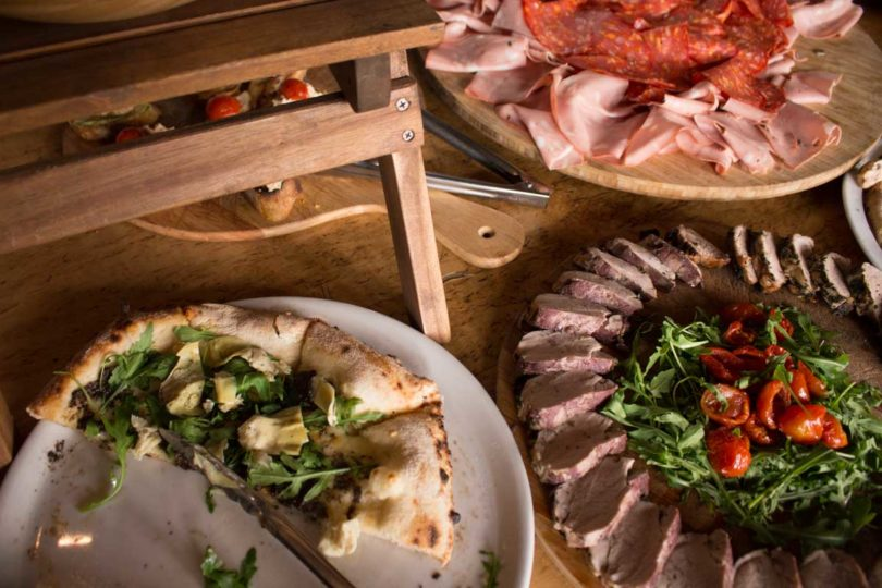 Wanted : le brunch familial à l'italienne (Paris, 75019)