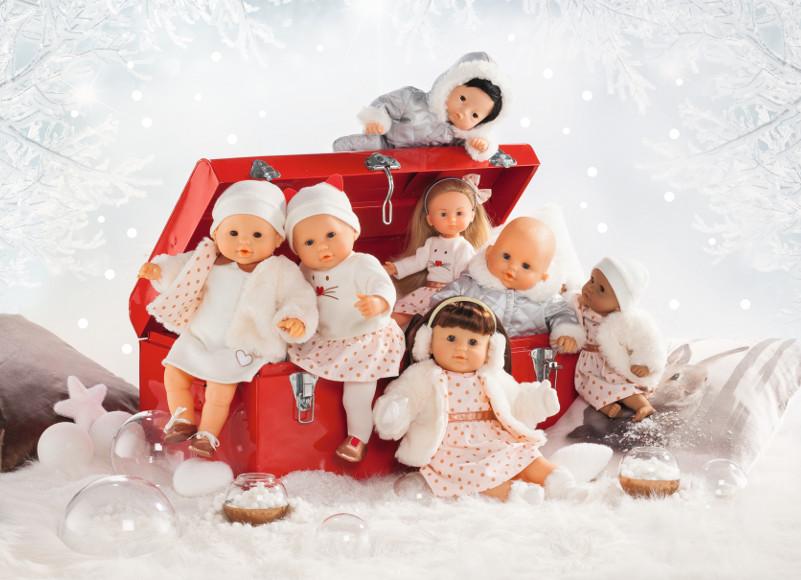 Noël chez Corolle: nos trois poupées préférées à glisser sous le sapin