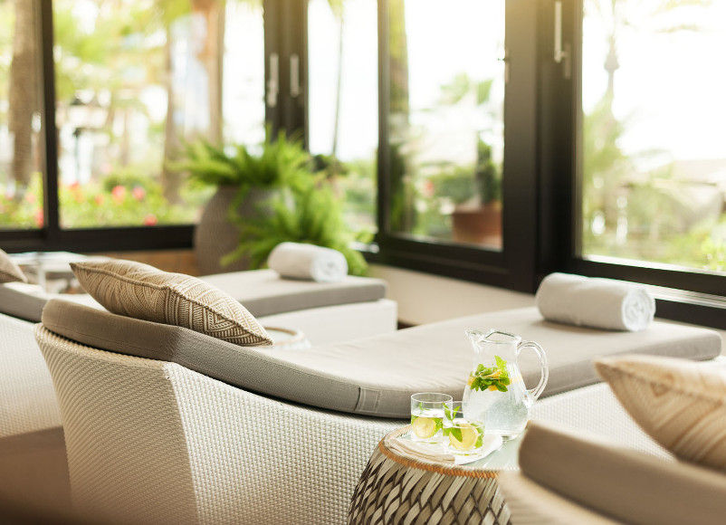 Marbella Club, Spa