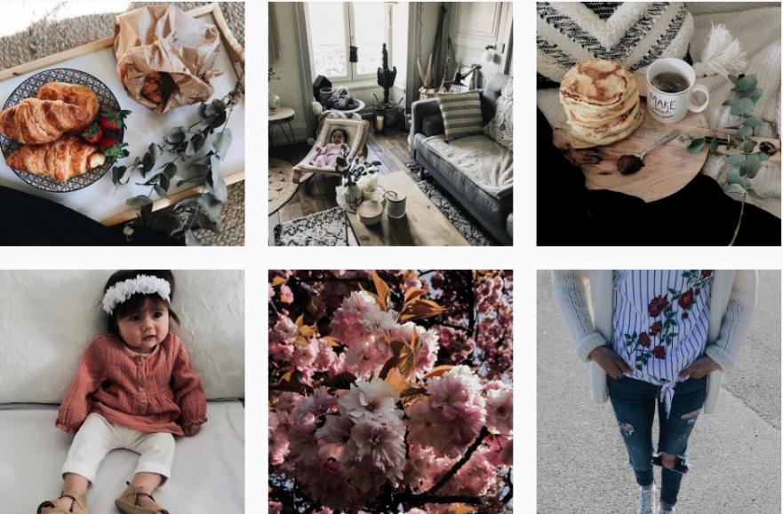 Compte Instagram @hopelessly.loving