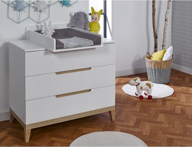 commode-evidence-rangement-chambre-bebe-blanc-hetre